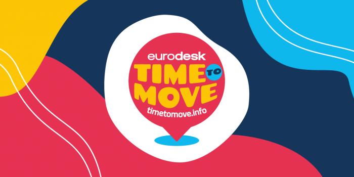 Time to Move 2021 : tous les événements du réseau Eurodesk près de chez toi